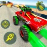 Monster Truck Racing Games: Transform Robot games