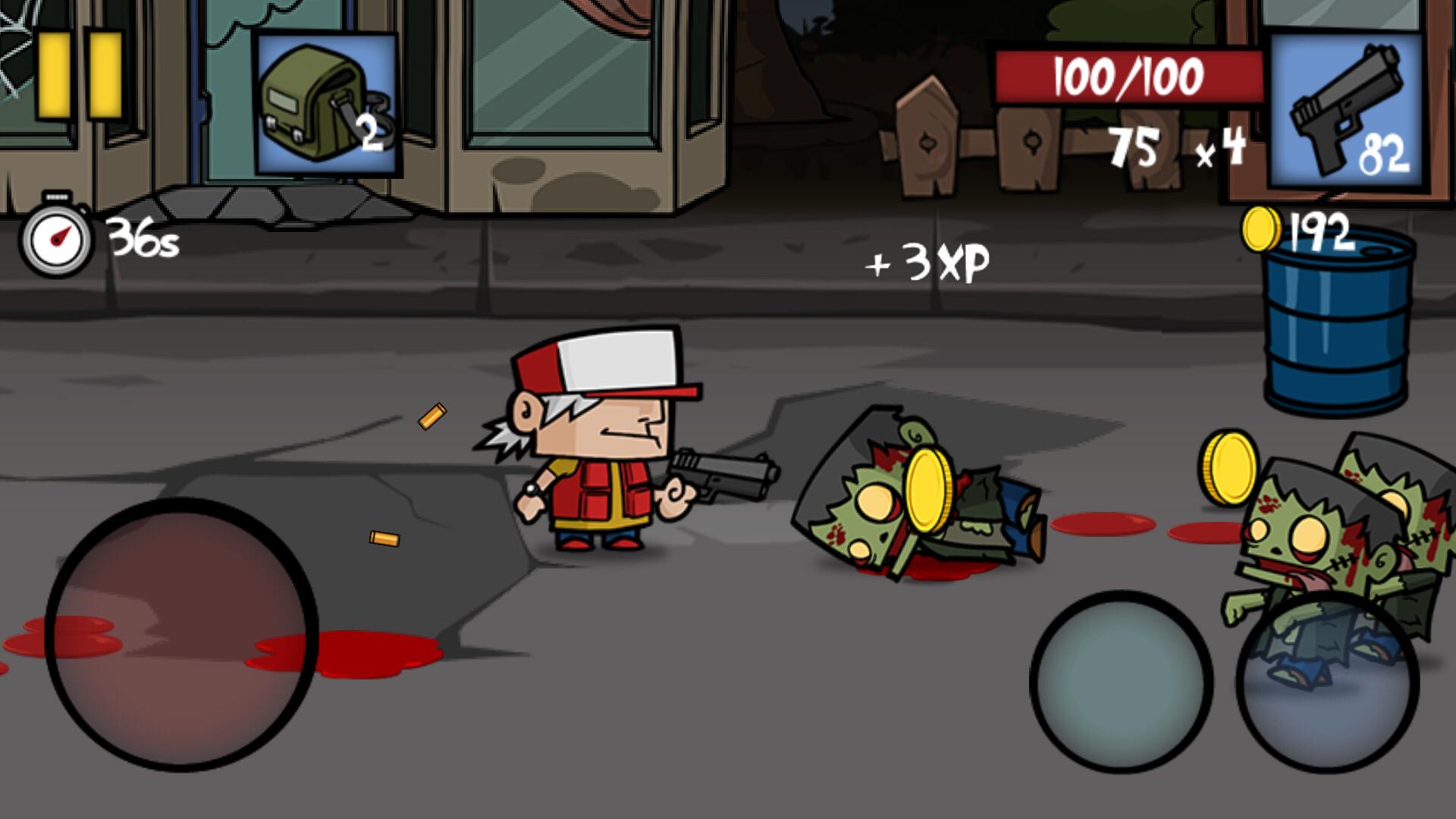 zombie age 2 mod apk 1.2.3