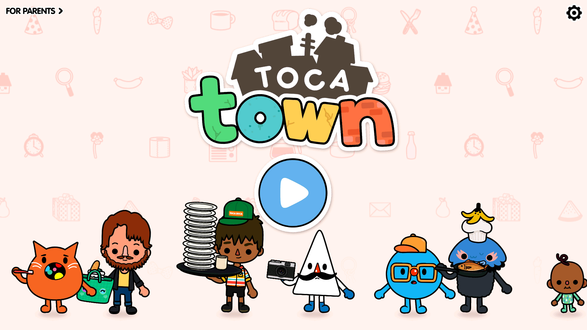 Toca Town Android Games Download Free Toca Town The Long Awaited Quest For Android
