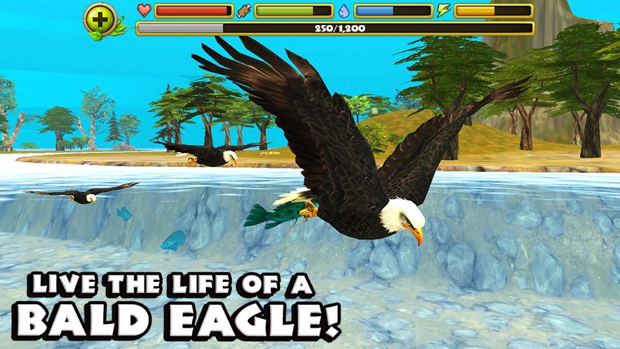 Eagle Simulator - Android games - Download free. Eagle Simulator ...