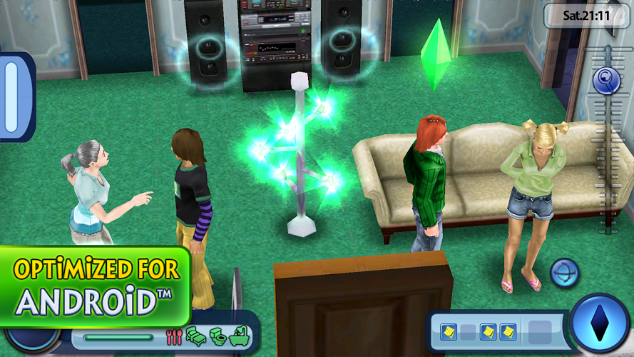 the sims 3 apk android download gratis