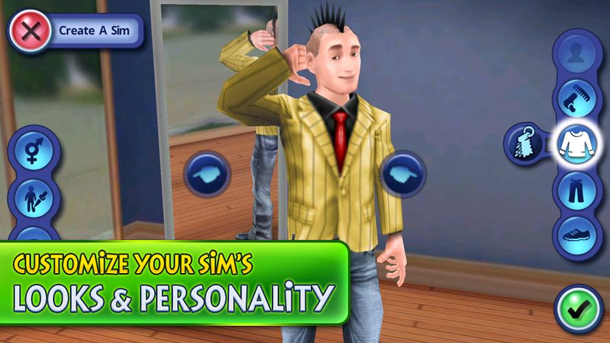 télécharger les sims 3 sur android