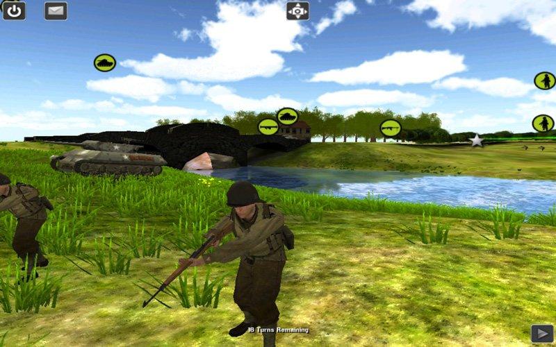 combat mission touch apk mod