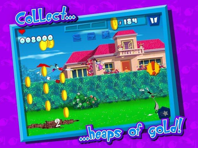 Oggy jeux pour android t l chargement gratuit oggy arcade coureur bas sur la s rie de - Jeux de oggy et les cafards gratuit ...