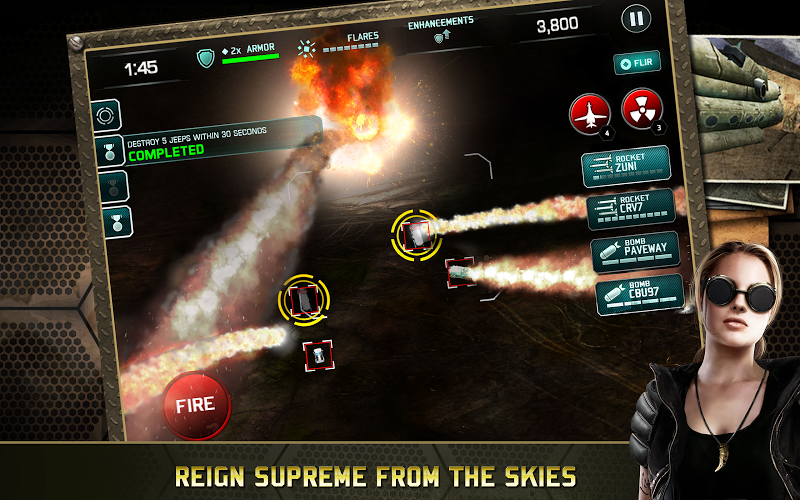 МОД: Много денег] Drone : Shadow Strike - Android games - Download