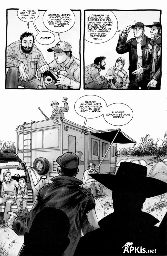 how to download the walking dead comics for free