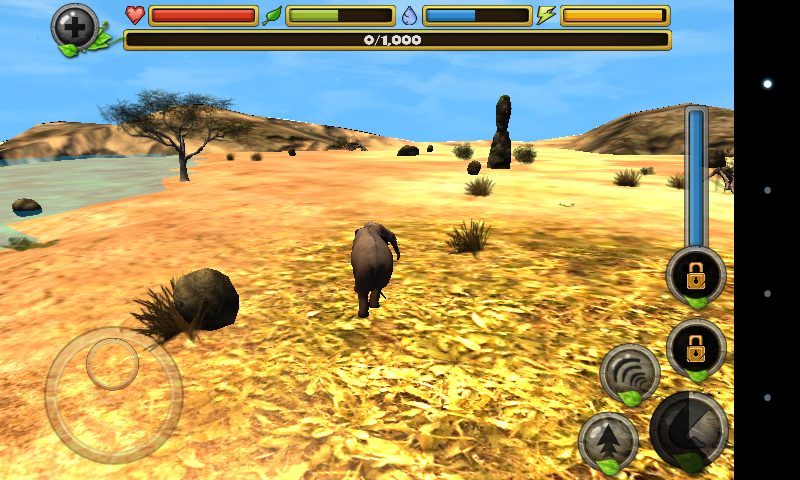 Elephant Simulator - Android games - Download free  Elephant