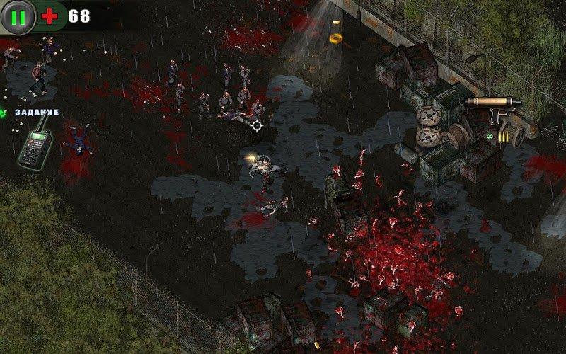 [МОД: Бесплатные покупки] Zombie Shooter - Android games ...