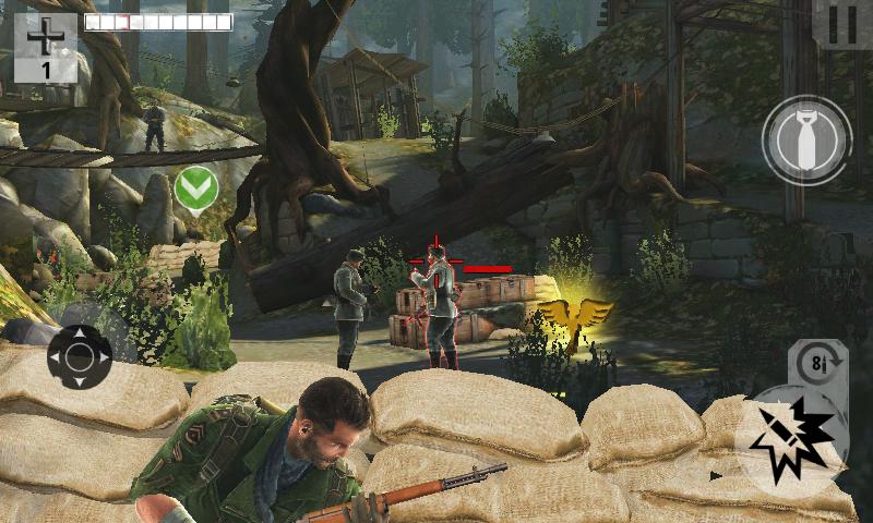 скачать игру Brothers In Arms 3 на андроид - фото 11