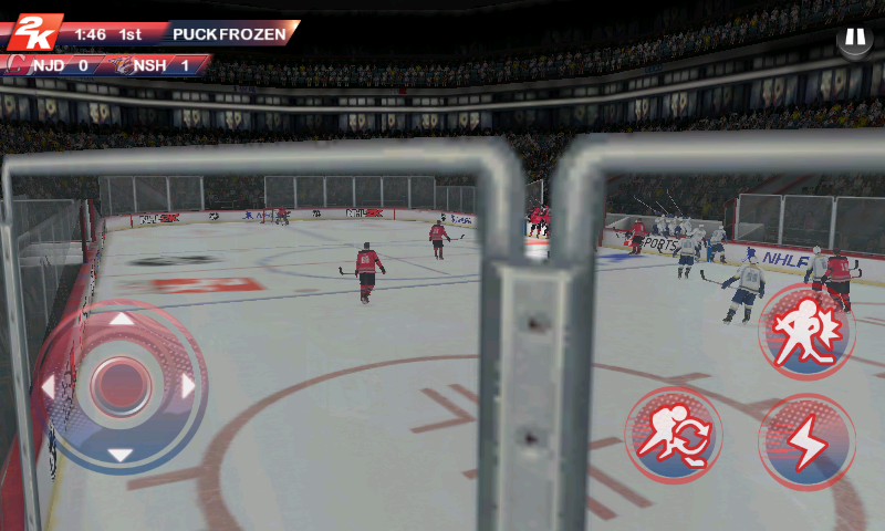 NHL ANDROID TÉLÉCHARGER 2K