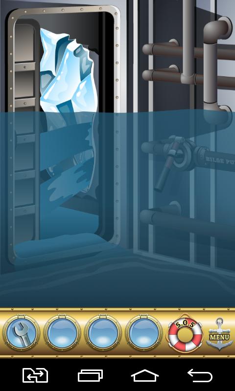 escape the titanic game online