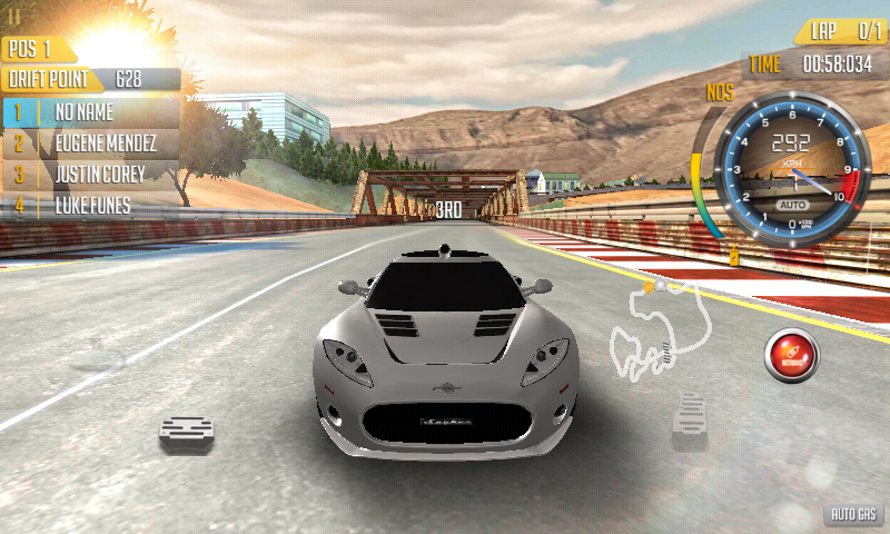 Adrenaline Racing Hypercars Android Games Download Free
