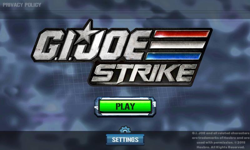 Download game gi joe strike mod apk