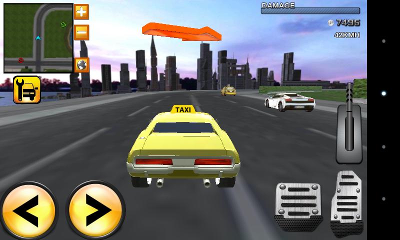 Игры на андроид симуляторы такси андроид