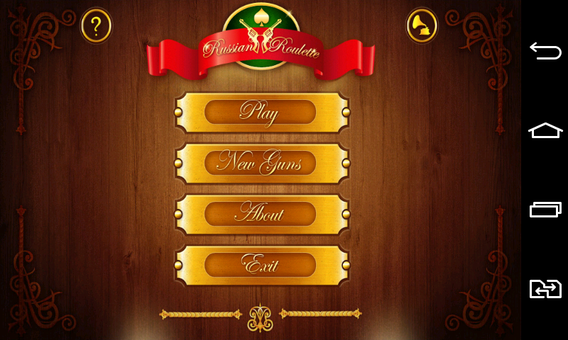 Russian roulette game download