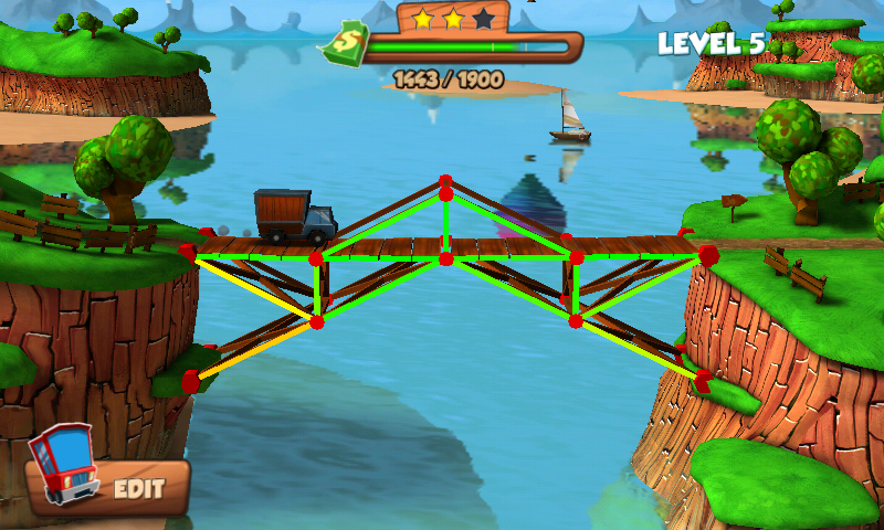 bridge builder free