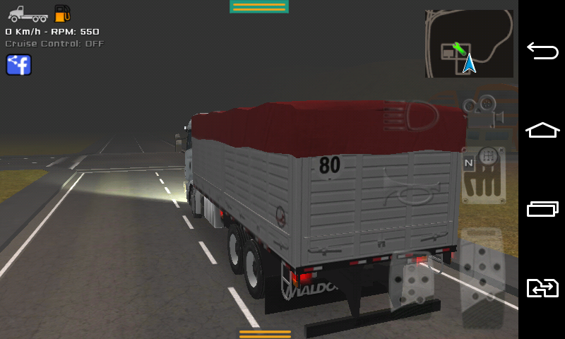 Скачать игру truck simulator для андроид