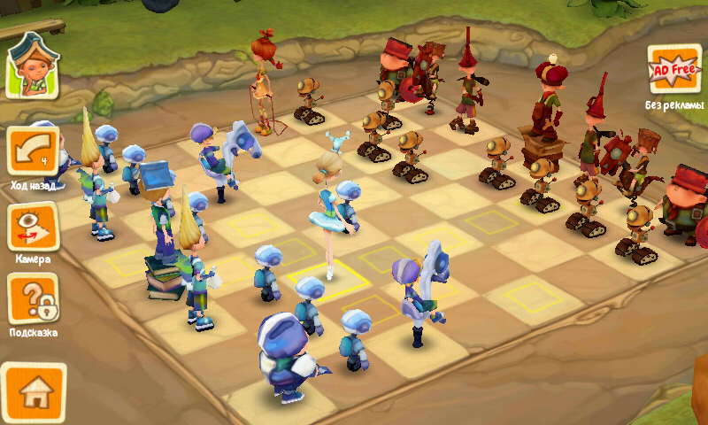 Toon Clash Chess - Android games - Download free  Toon Clash