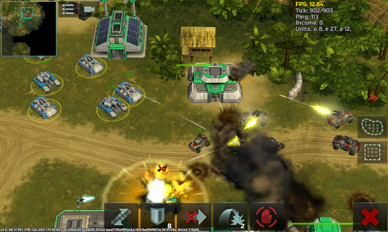 Art of War 3: PvP RTS modern warfare strategy game - Apps ...