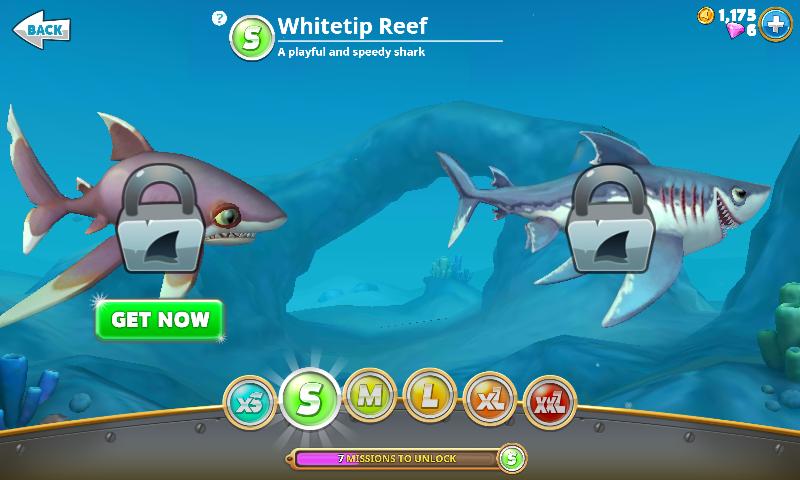 скачать игру hungry shark world на планшет