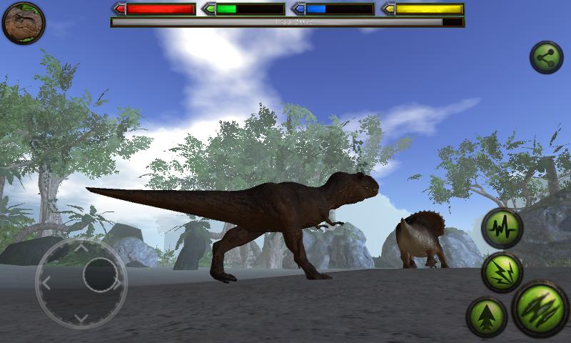 Скачать игры симуляторы динозавров