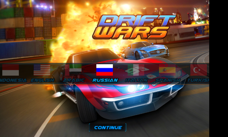drift wars jeux pour android t l chargement gratuit drift wars speed drift. Black Bedroom Furniture Sets. Home Design Ideas