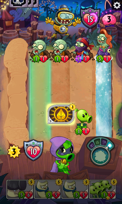 Скачать Plants Vs Zombies Apk