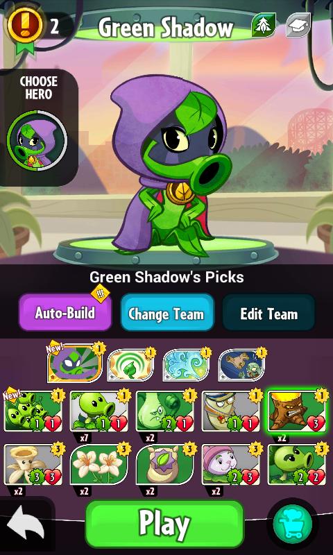 МОД: Прокачены персонажи, Много бонусов Plants vs ...