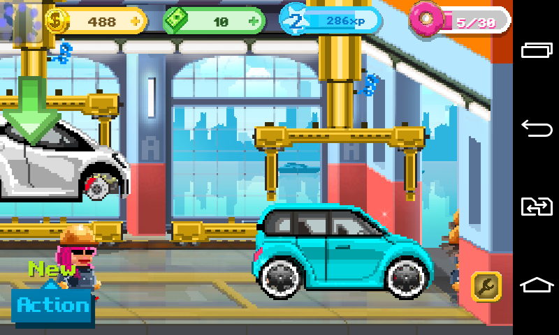 Motor World Car Factory Android Games Download Free