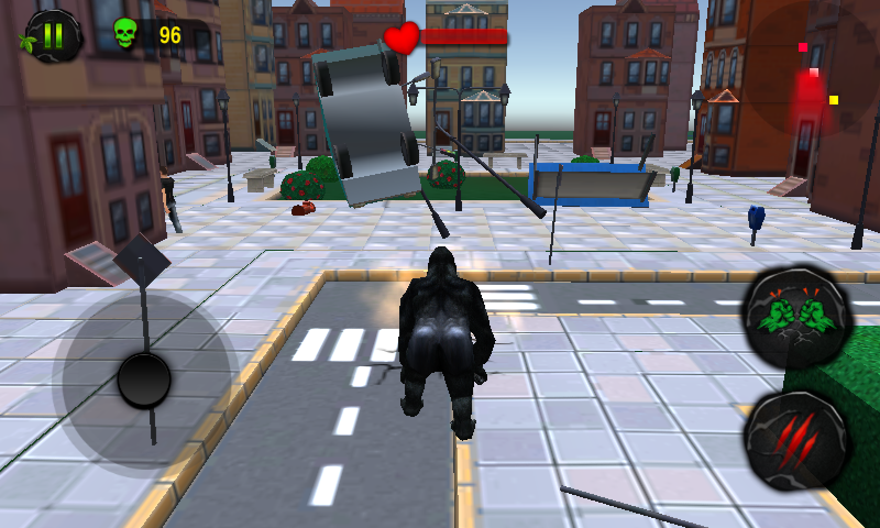 Ultimate Gorilla Rampage 3D For PC Download (Windows 7, 8 ...