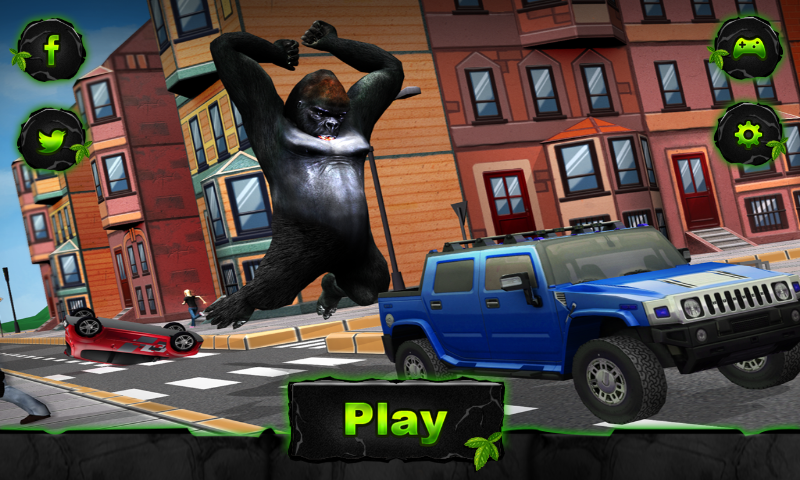 Angry Gorilla Rampage - Free downloads ... - download.cnet.com