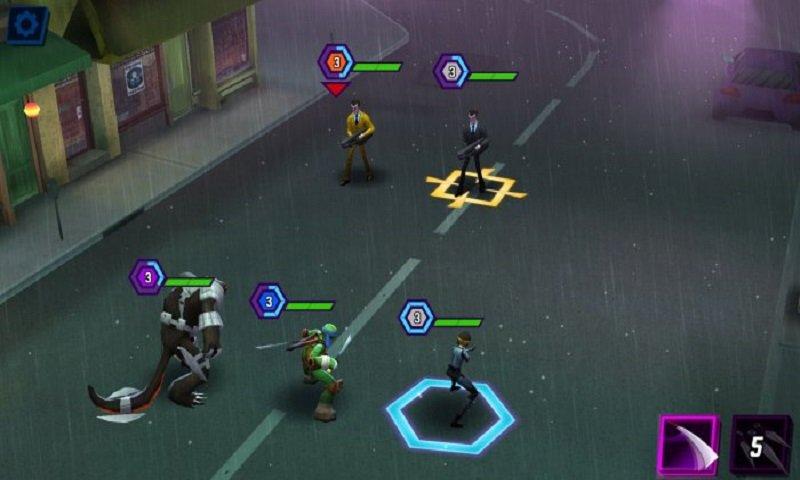 ninja turtles legends mod apk download