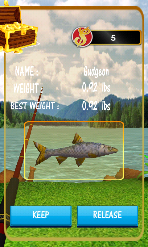 Real fishing pro 3d android games download free real for Real fishing games