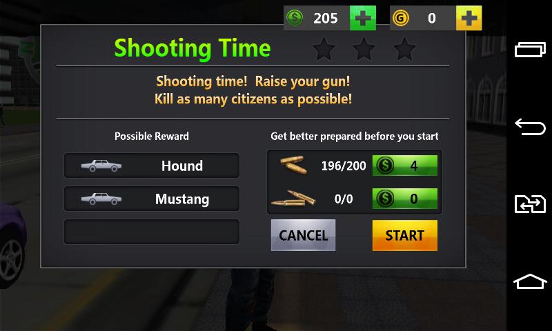 battle mafia jeu