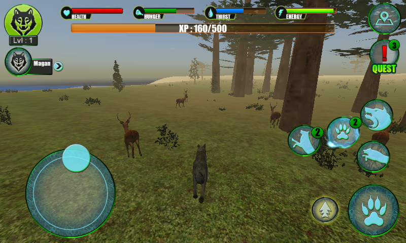 Wolf Simulator Free No Download