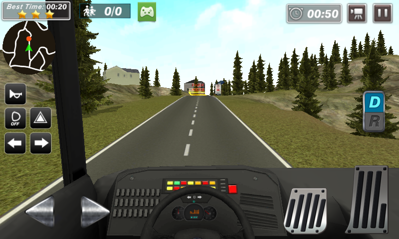 Driver 2 school bus getaway (speed modifier cheat) youtube.