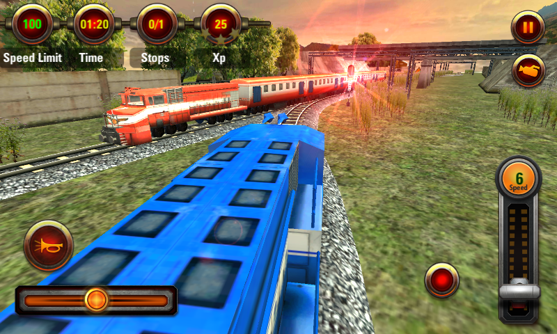 Train Racing Games 3D - Android games - Download free  Train