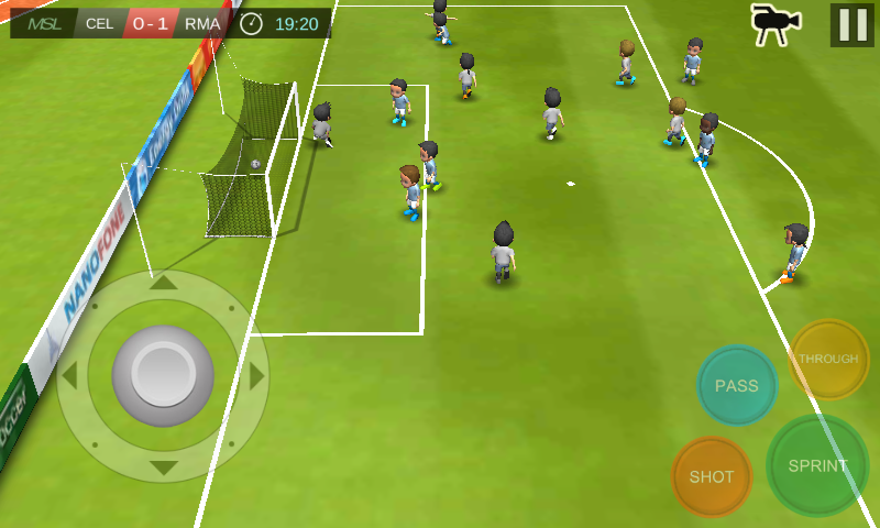 МОД: Много денег] Mobile Soccer League - Android games