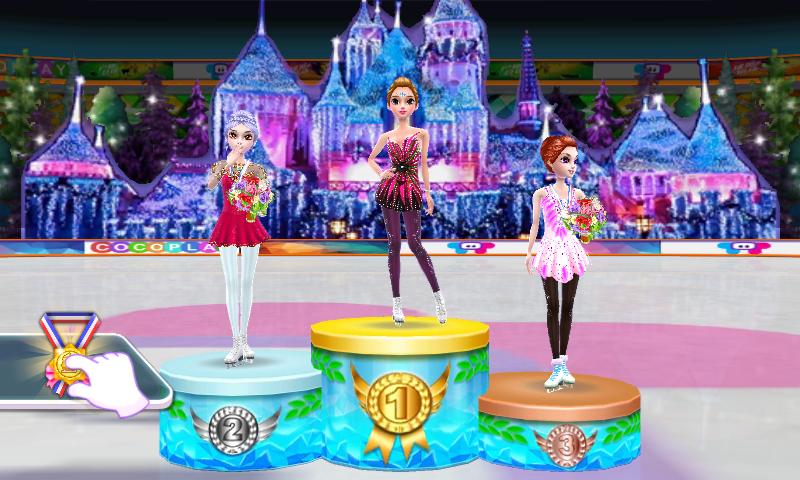 Ice skating ballerina android games download free ice skating ice skating ballerina voltagebd Gallery