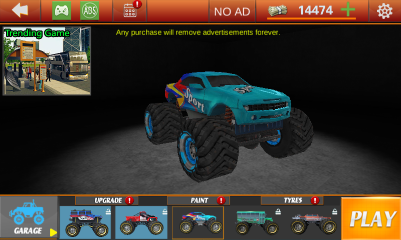 angry truck canyon hill race - android games - download free  angry truck canyon hill race