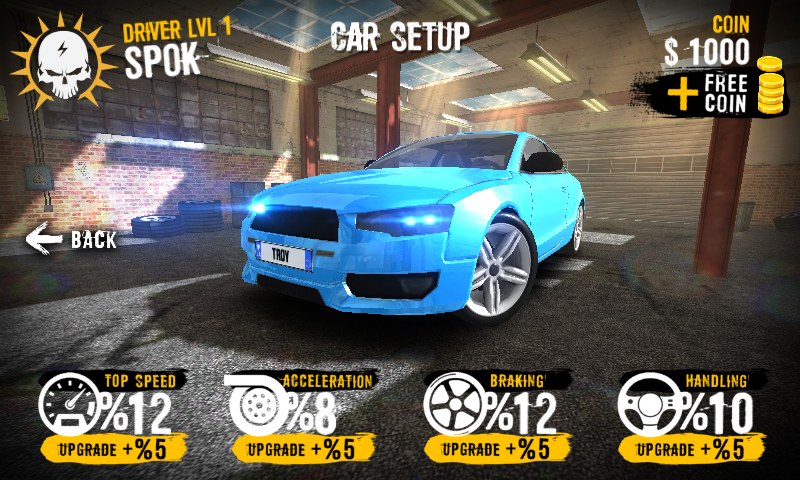 Extreme Asphalt Car Racing Android Games Download Free