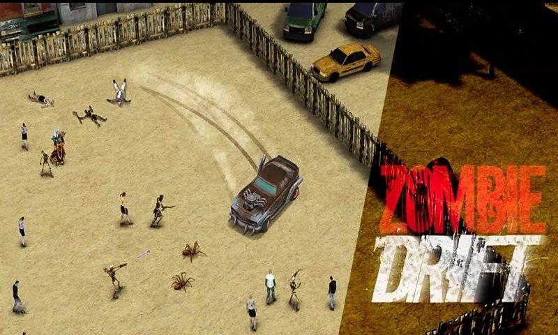 zombie drift jeux pour android t l chargement gratuit zombie drift les zombies pilon. Black Bedroom Furniture Sets. Home Design Ideas