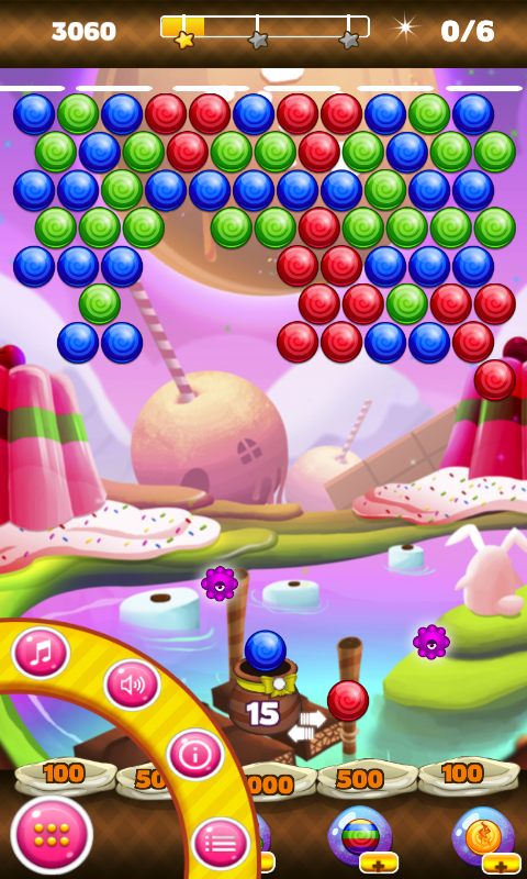 Play Free Online Bubble Shooter Games - freegames.net