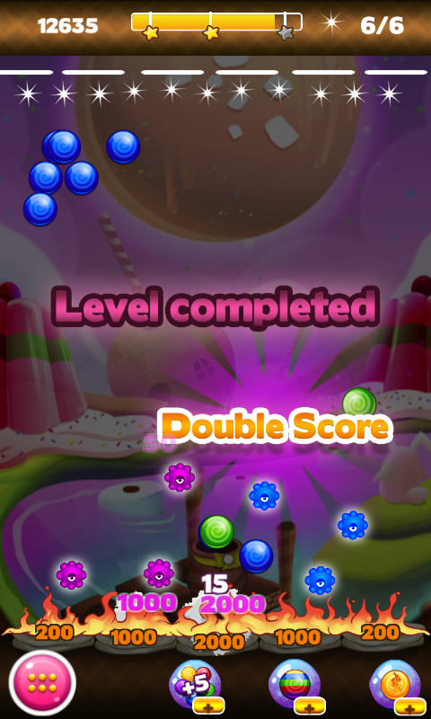 Candy Bubble - Bubble Shooter