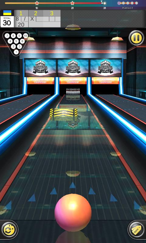 world championship bowling