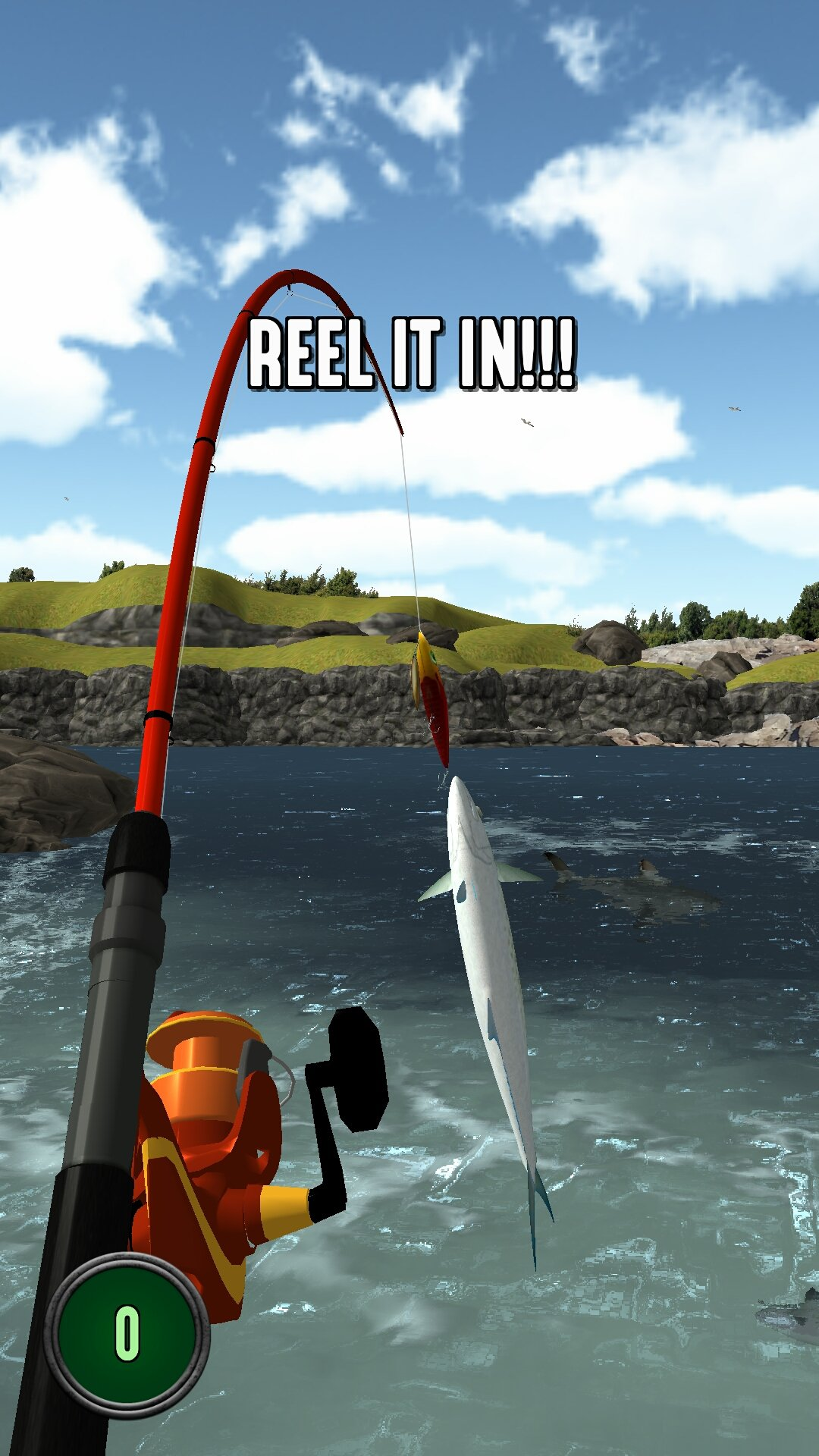 Big sport fishing 2017 android games download free for Fishing games 2017