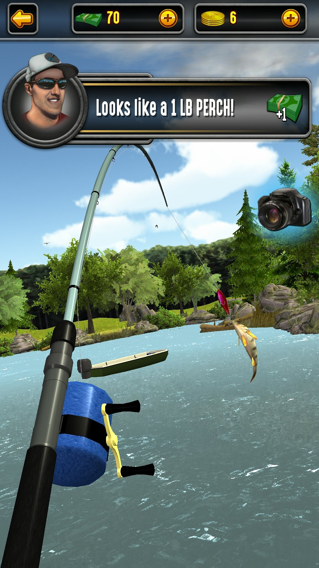 Big sport fishing 2017 android games download free for Sport fishing games