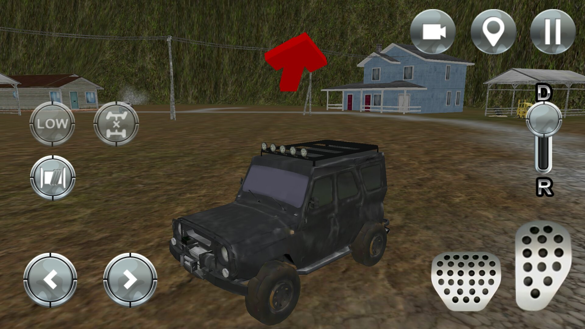Suv Uaz OffRoad Racing - Apps on Google Play