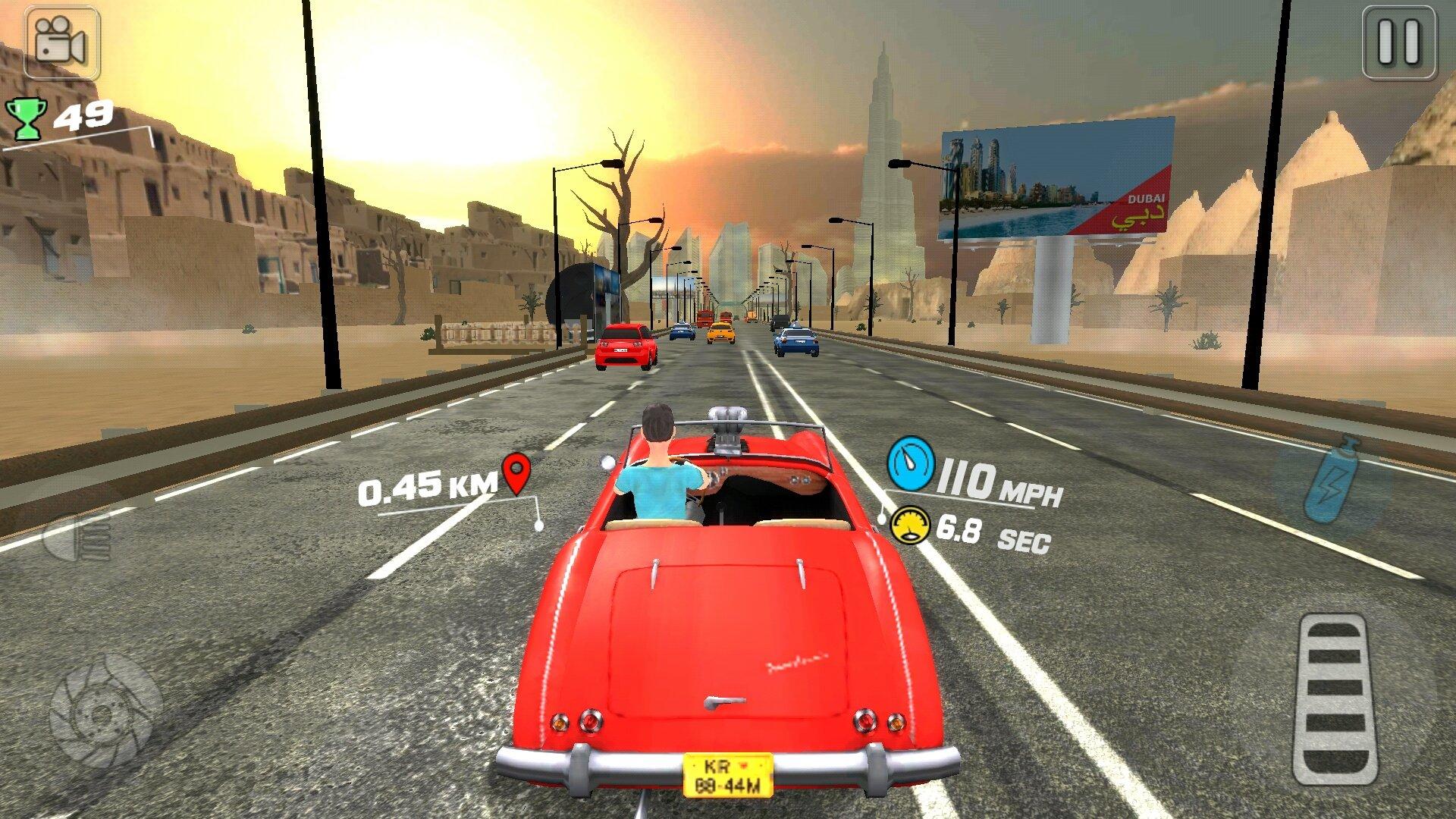Madmen Racing – Бесплатная игра жанра Гонки