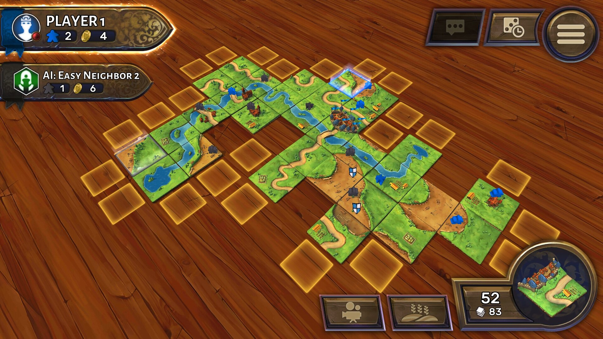 how to play carcassonne board game